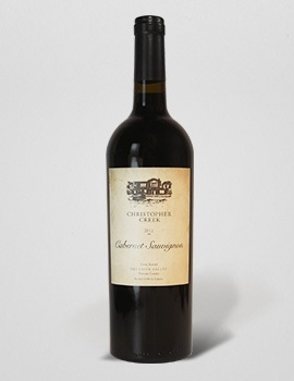 2012 Christopher Creek Cabernet Sauvignon Estate